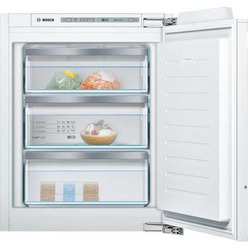congelador integrable bosch...