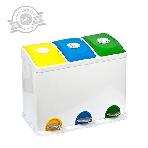 cubo de basura balvi 25170